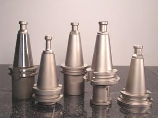 Full List CNC Tool Holders (Cones) Offered at Regent