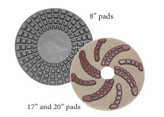 Cheetah Wet Polishing Pads