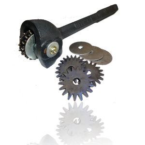 Carbide Dressing Tool and Replacement Blades