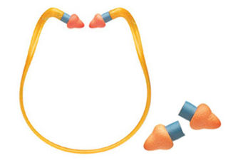 Ear Plugs with Head Band