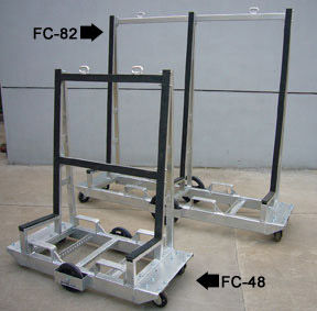 Groves 6 Wheeled Fabrication Carts