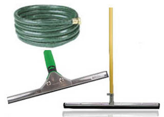 Squeegees & Hoses