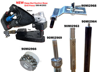 Press In Self Anchoring Sink Attachment System