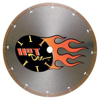 MK Hot Dog Blade