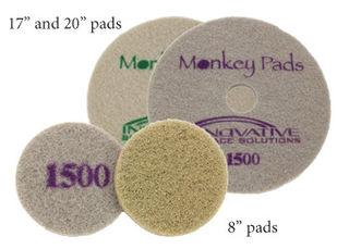 Monkey Wet Polishing Pads