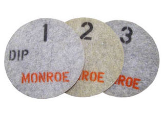 Monroe Diamond Impregnated Pads