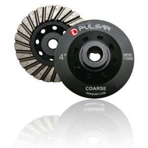 Pulsar Diamond Cup Wheels