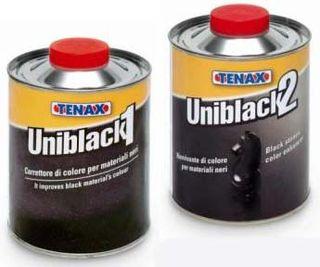 Tenax UniBlack 1 & UniBlack 2