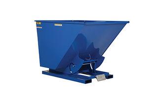 Vestil D-150-HD Self Dumping Steel Hopper