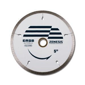 Zenesis Continuous Rim Porcelain Blade