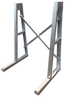 Xtreme Single Sided Galvanized A-Frame