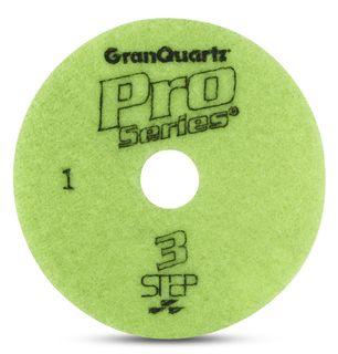 "Pro Series 3-Step Dry Polishing Pads 4"""