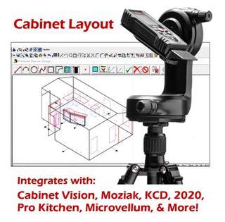 Elaser Xpress 3D Laser Template System