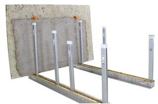"Aardwolf Lg Bundle Rack Kit 2 9' Base Rls W/ 20 - 5'3""Posts"
