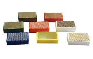 Abrasive Technology Foam-Back Handpads