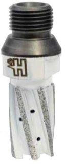 """ADI Hydro Finger Bit 22 x 35mm 1/2"""" Gas"""