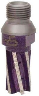 ADI SOLUTION FINGER BIT 22X35 1/2 GAS