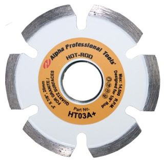 Alpha Hot Rod Blades For Granite