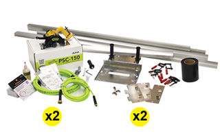ALPHA PSC-150 MITER CUTTING  KIT