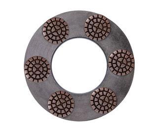 "Lavina HD Copper Ring 9"" 200 Grit"