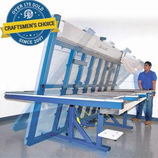 AccuGlide EZ-Tilt Fabrication Table