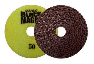 "Black Magic Wet Polishing Pads 4"""