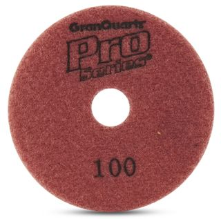 "Pro Series Dry Polishing Pads 4"""