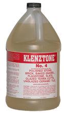 K&E Klenztone #4 Cleaner for Polished Stones, 5 Gallon