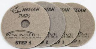 """Cheetah Polishing Pad 20"""" Step 4"""