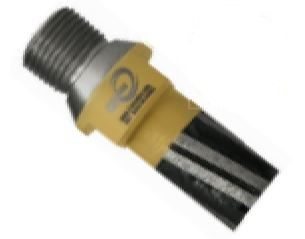 "Cyclone Ultra Finger Bit 20 x 35mm 1/2"" Gas"