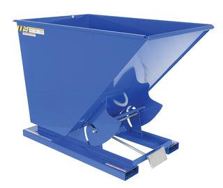 Diarex Self Dumping Hopper D-150-HD, 1.5 Cubic Yards, 6,000 lbs. Capacity