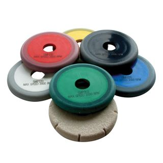 Diarex Fluting Resin Wheel Black Buff 100 x 12.7 x 22mm