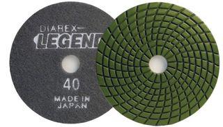 "Diarex Legend Green Polishing Pads 5"""