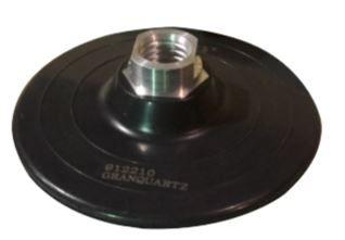 "Diarex Backup Pad Thin Ultra Light Rigid 4"" 5/8""-11"