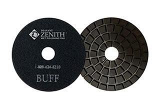 Zenith™ Wet Dark Buff Polishing Pads