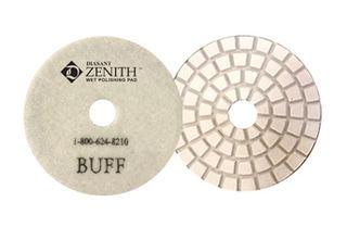 Zenith Wet Light Buff Polishing Pads