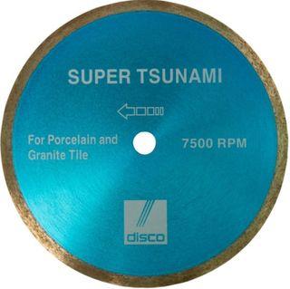 "Super Tsunami Wet Continuous Rim Blade 8"" DTRZ2021"
