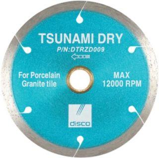 "Tsunami Dry Continuous Rim Blade 4-1/2"" DTRZD008"