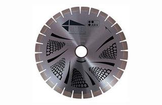 "Diteq Mirage Bridge Saw Blade, 14"", 20mm Segment"