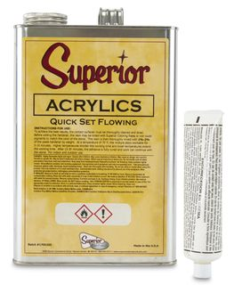 Superior Acrylic Quick Set Flowing Adhesive