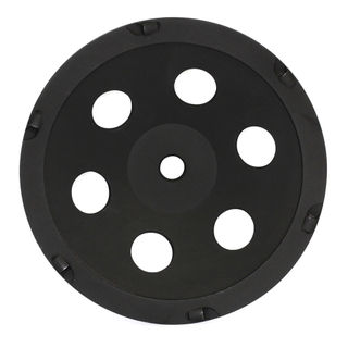 """Surface Pro PCD Cup Wheel 7"""" 5/8""""-11"""