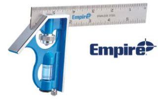 """EMPIRE TRU BLUE 6"""" COMBINATION SQUARE"""
