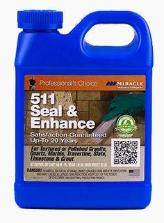 Miracle Sealants 511 Seal and Enhance 1 Quart