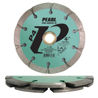 "PEARL P4 DOUBLE TUCK POINT BLADE 5"" X .250 X 7/8"" - 5/8"""