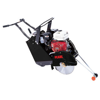 "PA2013SSP CONCRETE SAW SELF PROPELLED 13HP SUBARU W/20"" BD"
