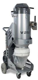 Lavina Electric Vacuum V25E, 1Phase, 115V, 19.5AMPS, 286CFM