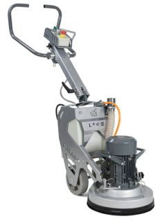Lavina 14E Single Head Grinder 1Ph, 115V, 2.45HP 400-1000 RPM