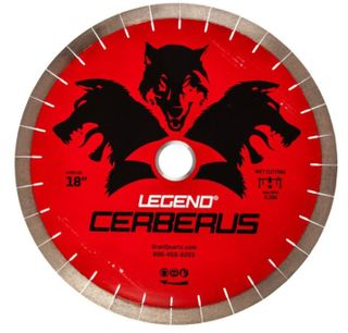 Legend Cerberus Blades