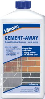 LITHOFIN CEMENT-AWAY