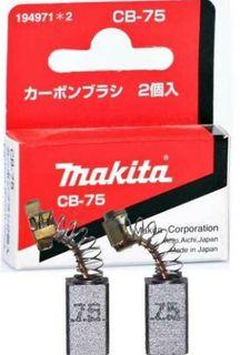 MAKITA GV5000 SET OF BRUSHES CB75